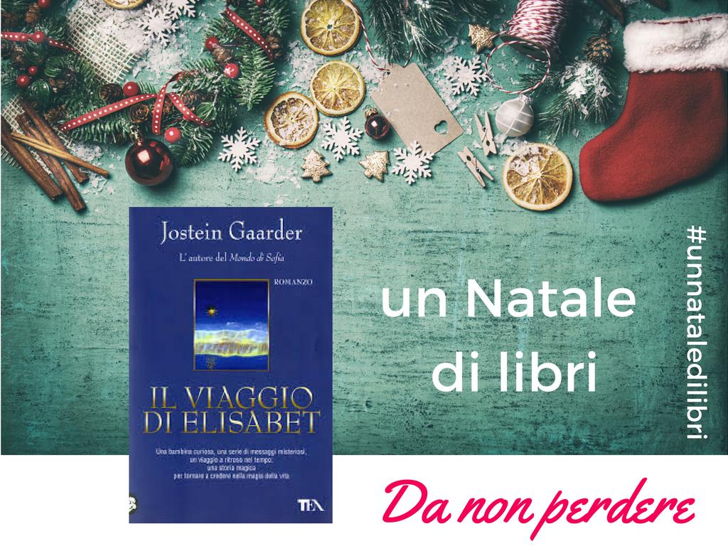 Il viaggio di Elisabet   Un Natale di Libri