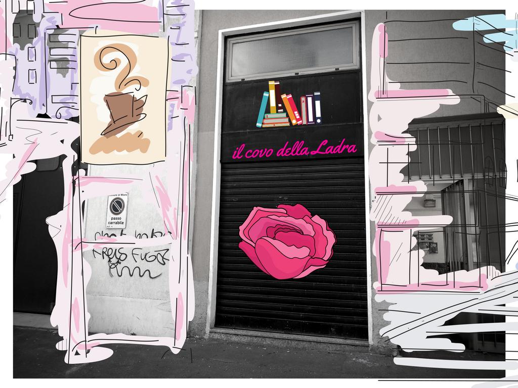 Perché aprire una libreria oggi (in Via Padova)