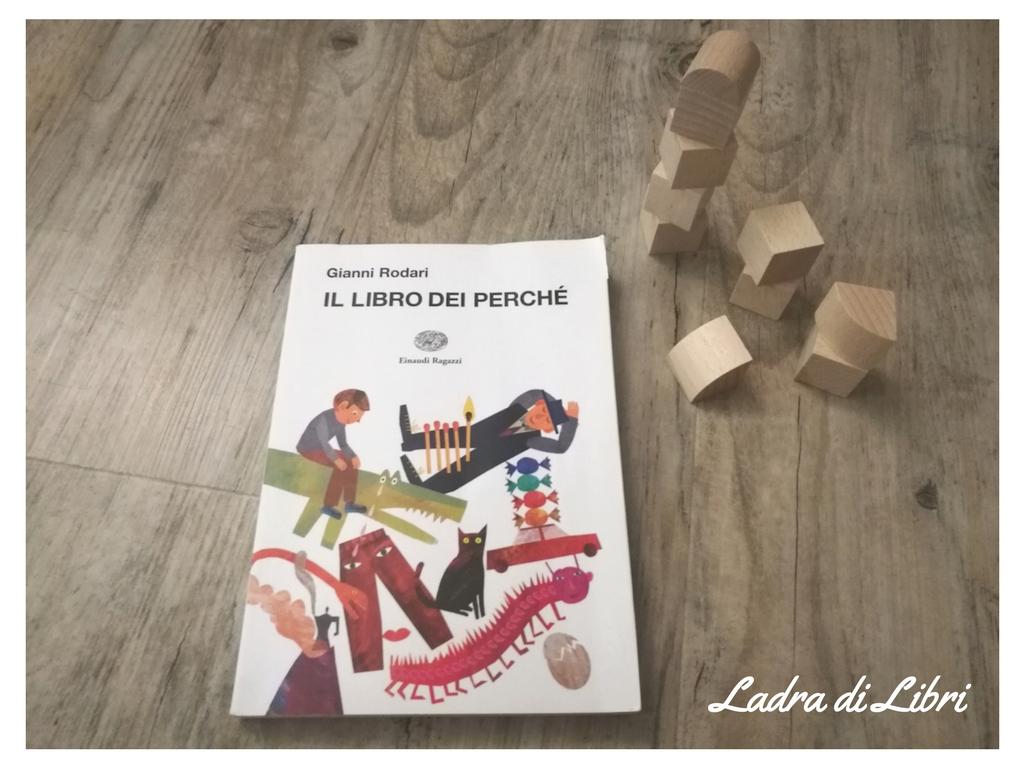 Il libro dei perché di Gianni Rodari