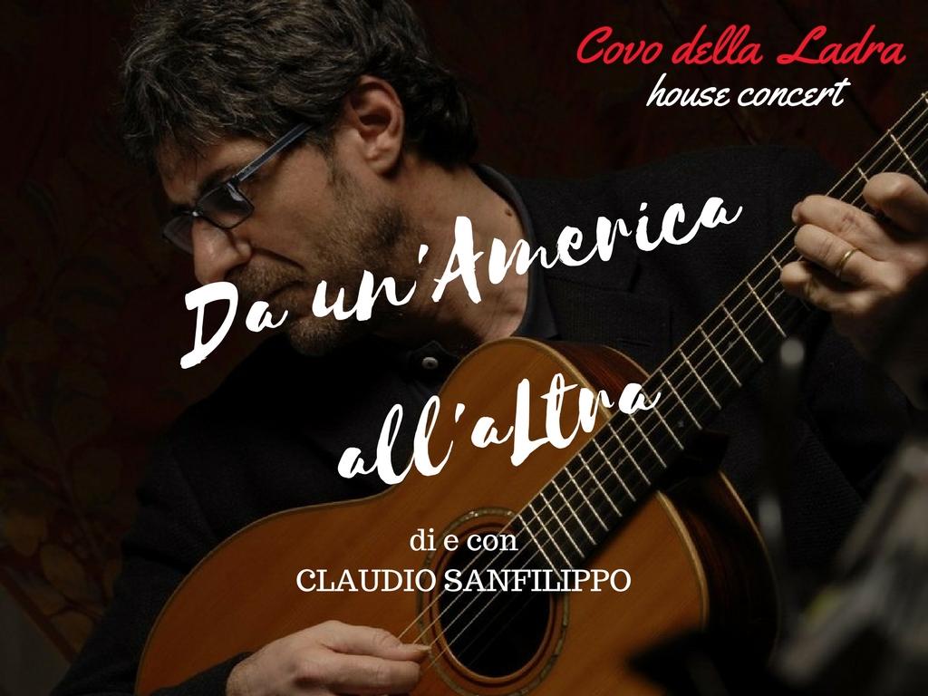 Da un'America all'altra | House Concert al Covo