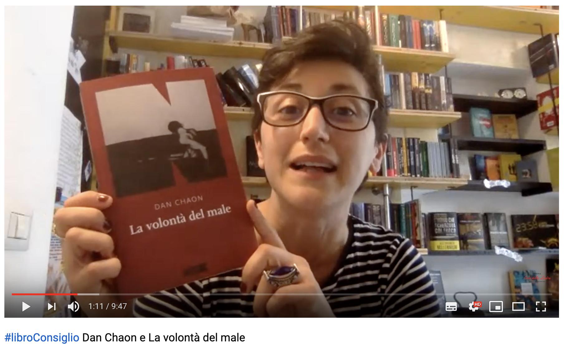 Dan Chaon e La volontà del male #LibroConsiglio