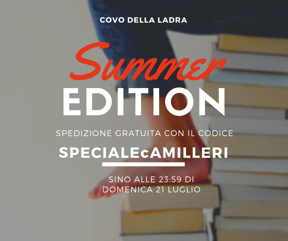 Summer edition con la spedizione gratuita