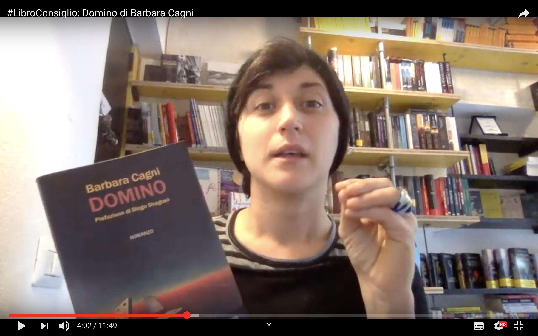 LibroConsiglio: Domino di Barbara Cagni