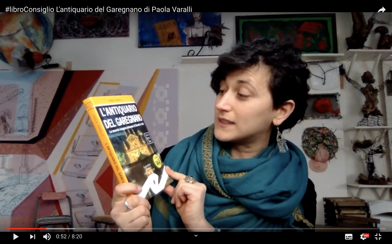 L'antiquario del Garegnano di Paola Varalli