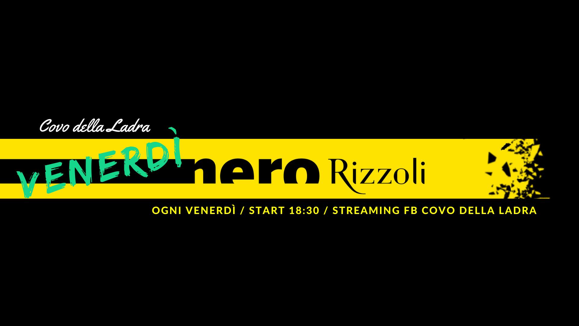 Venerdì Nero Rizzoli