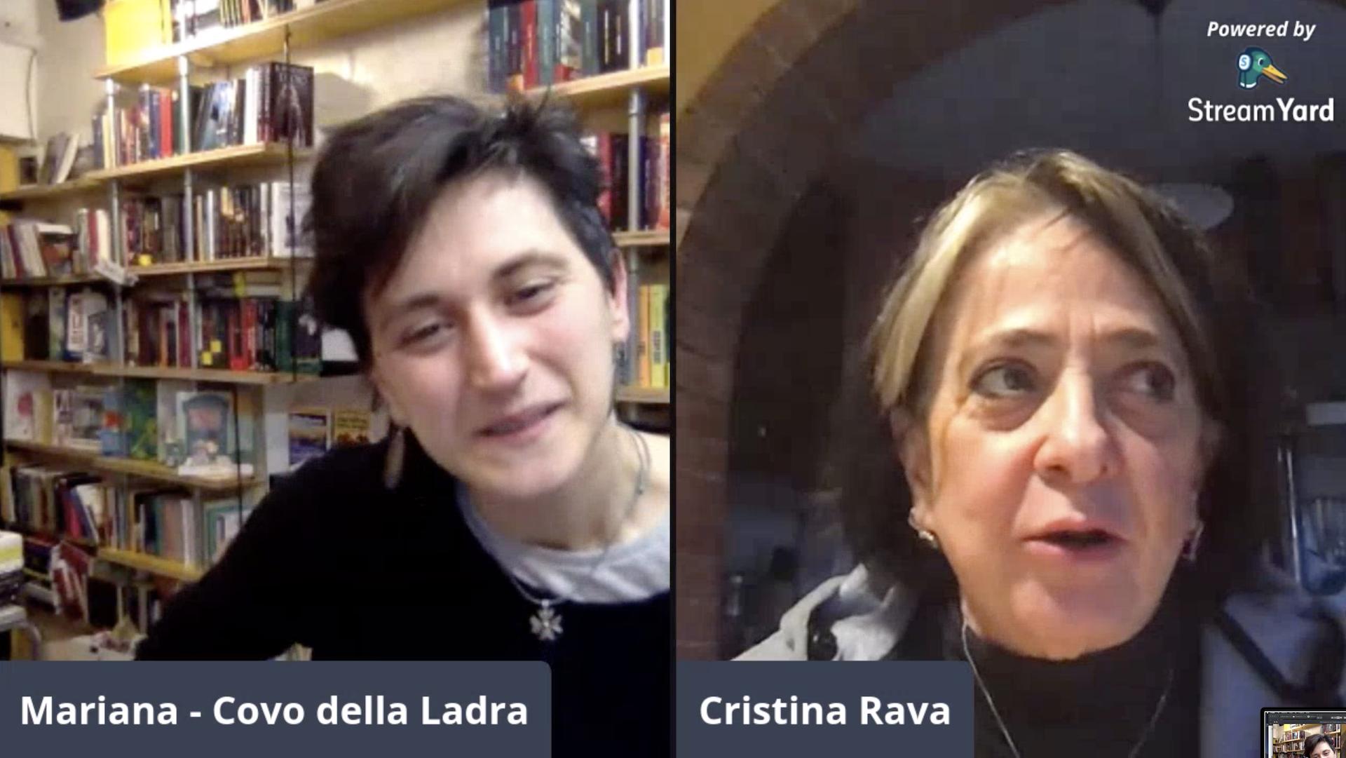 """Cristina Rava ci racconta """"I segreti del professore"""" #venerdìnerorizzoli"""
